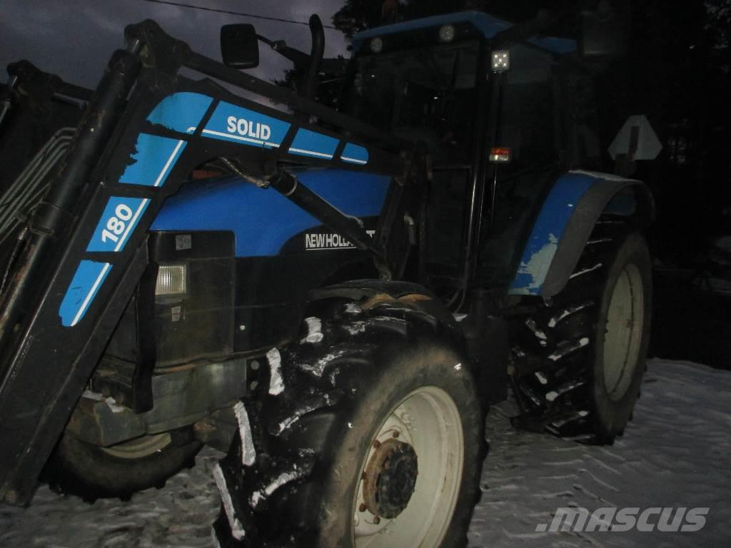 New Holland TM125 RC