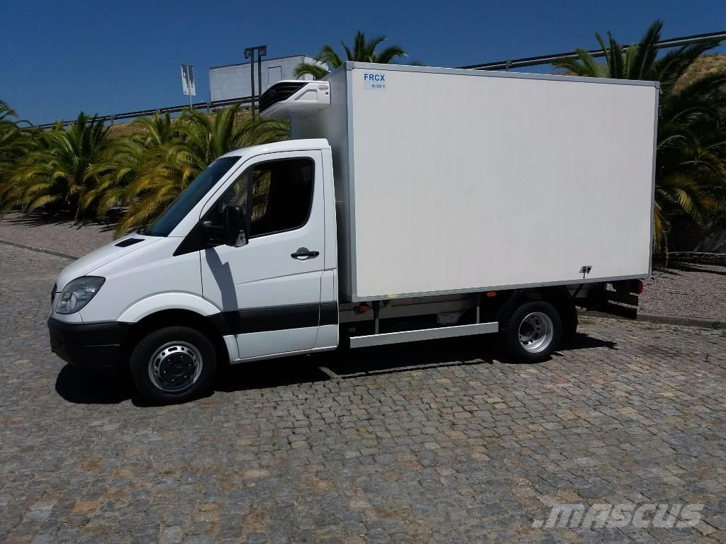 mercedes benz sprinter 513 cdi precio a o de fabricaci n 2011 furgonetas mascus. Black Bedroom Furniture Sets. Home Design Ideas