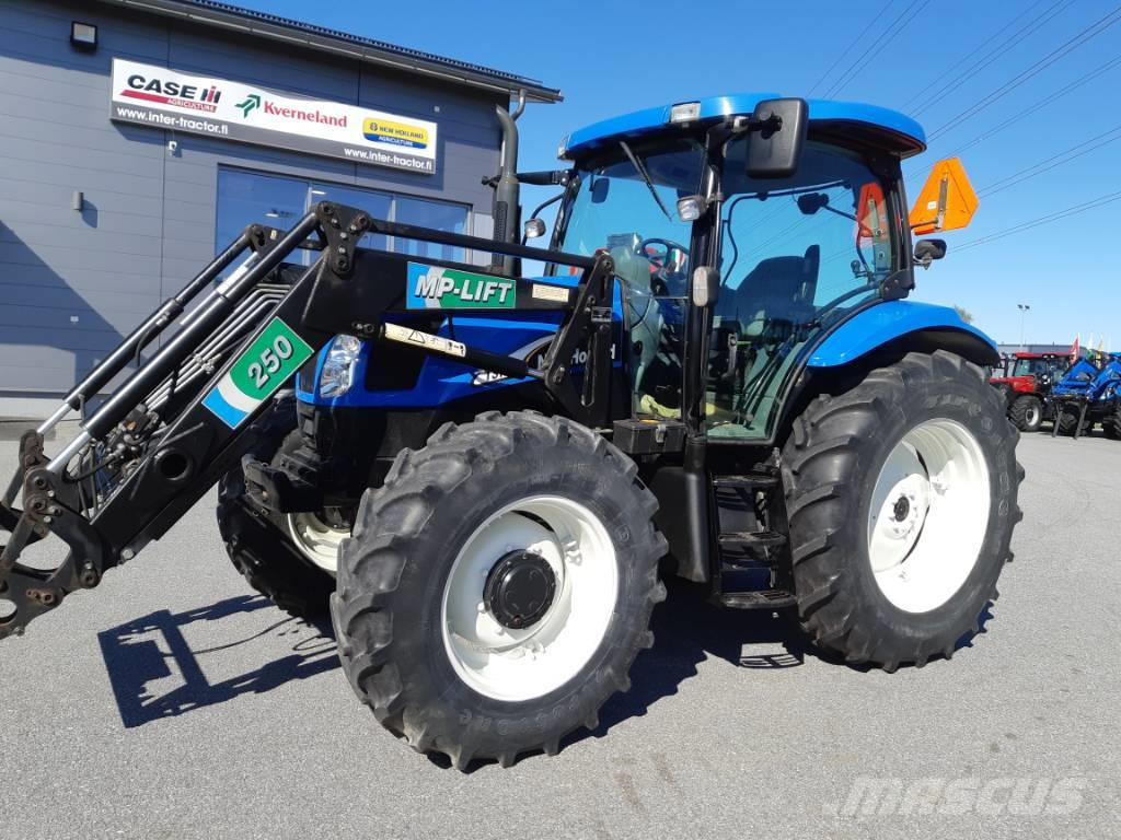 New Holland TS 110 A