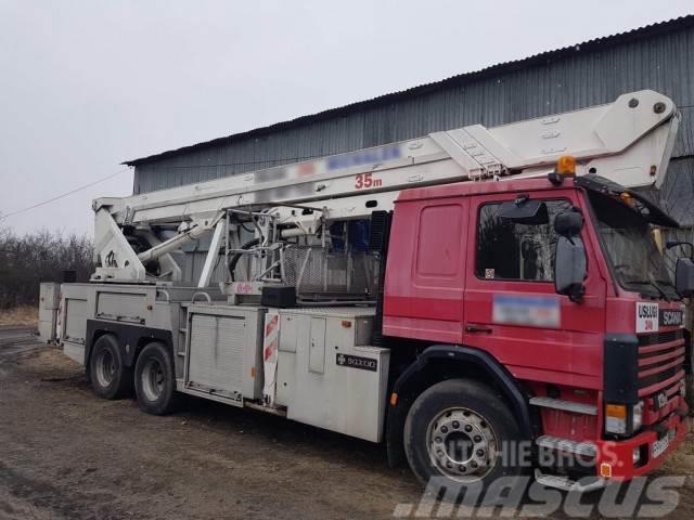 Scania SIMON SNORKEL ST 300