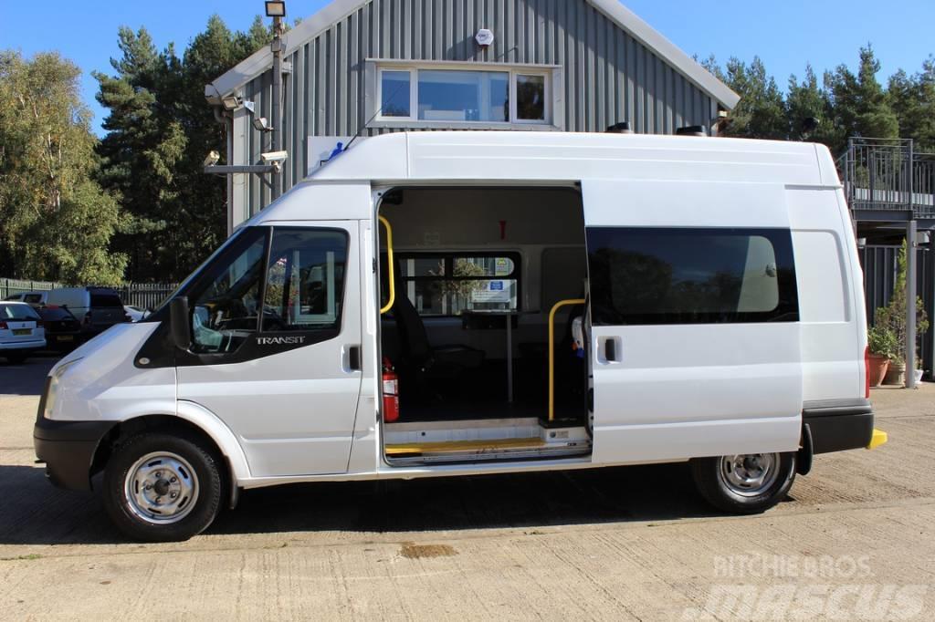 Ford Transit Van >> Ford Transit Welfare Van Day Van 7 Setaer Camper