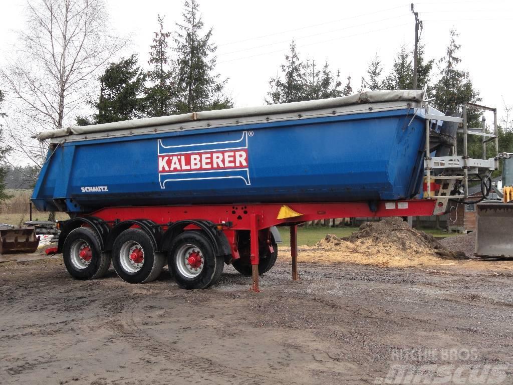 Schmitz Cargobull Steel trailer tipper Schmitz GOTHA SKI 24 SL-7,2