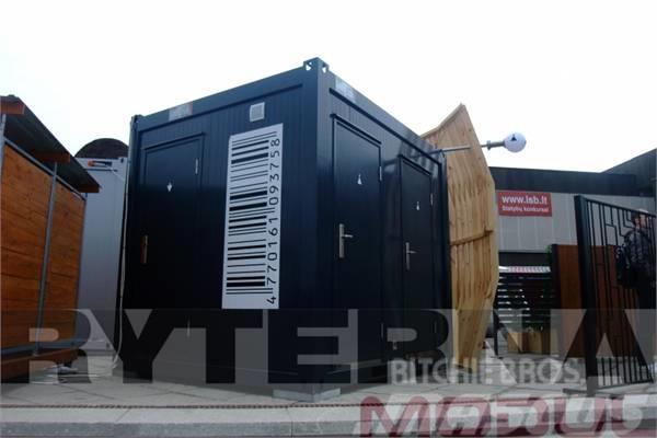 [Other] Ryterna WC bod Sanitetsmodul 10 fot