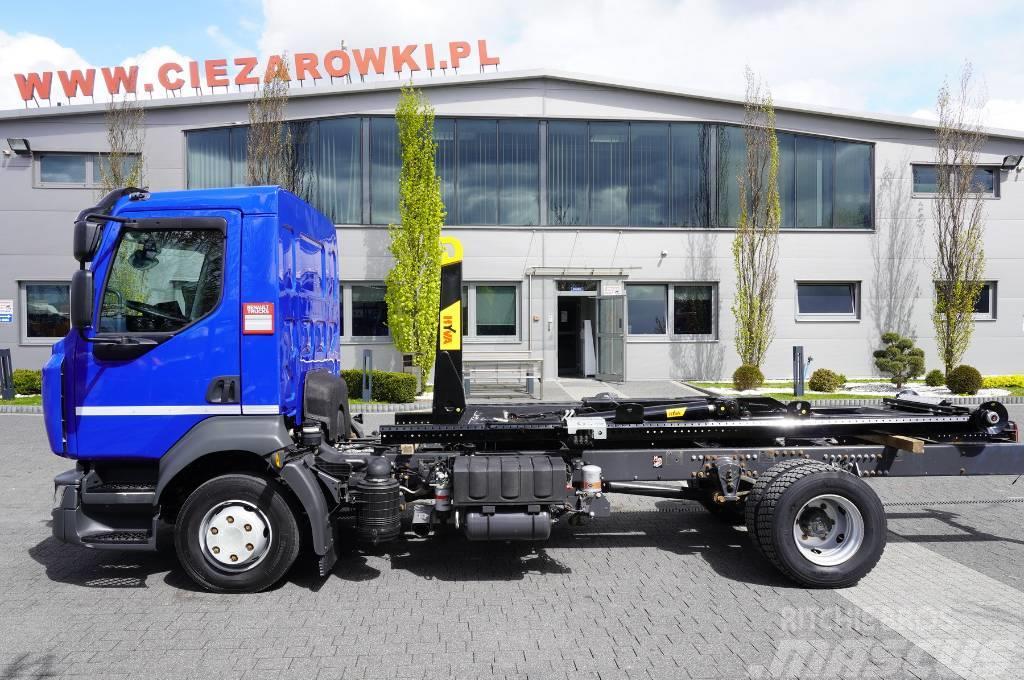 Renault D12-210 ,E6 , 60.000km , NEW HOOK HKS 7-40-S