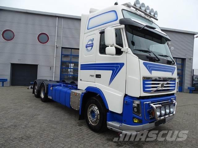 Volvo FH16-750 / GLOBETROTTER XL / AUTOMATIC / EURO-5 /