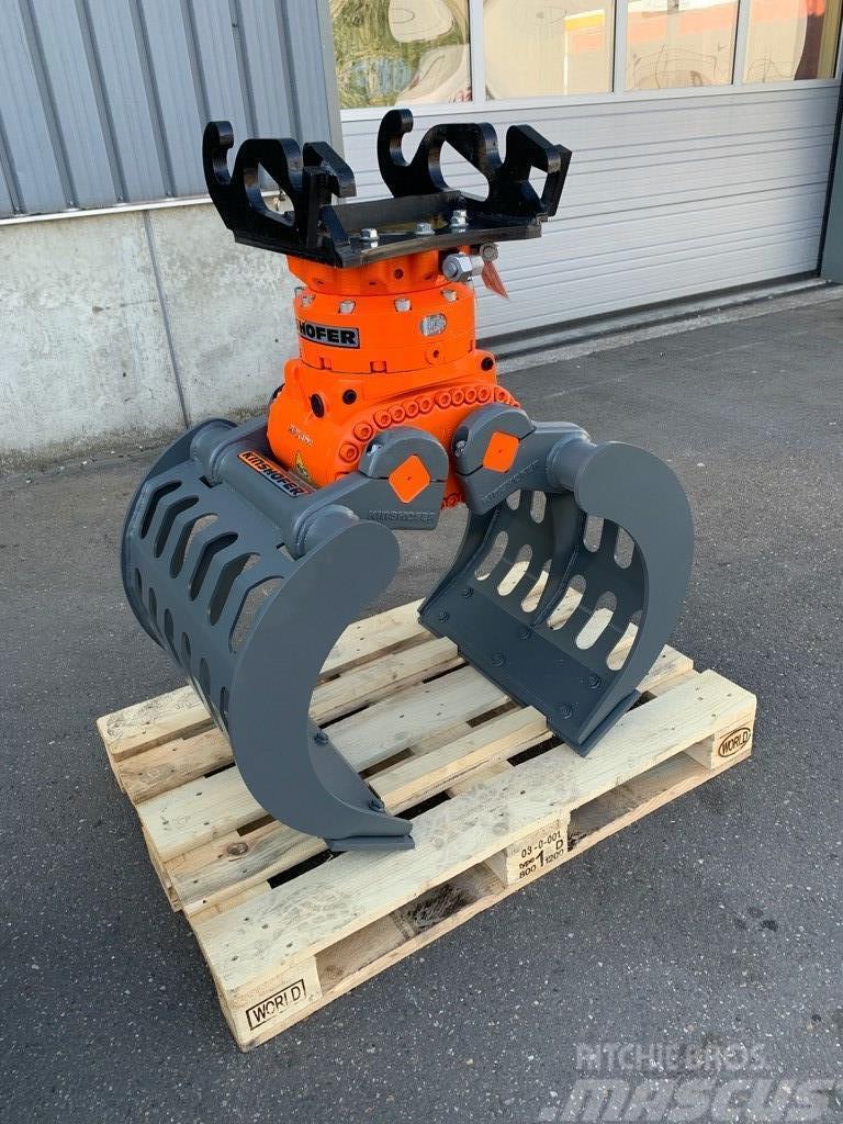 Kinshofer Sloop-sorteergrijper D09 HPX -60