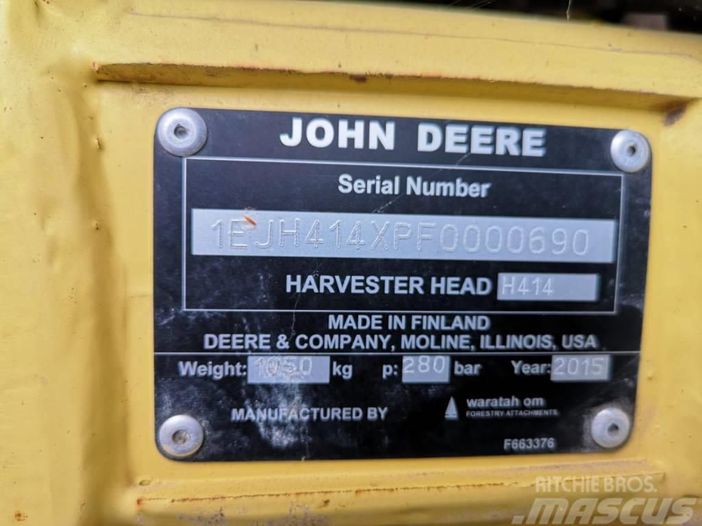 John Deere John Deere H414/Waratah