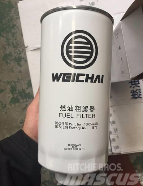 Weichai fuel filter 1000524630 original