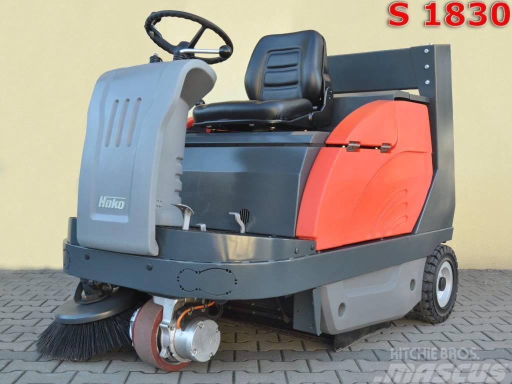 [Other] Sweeper HAKO JONAS 1200 E