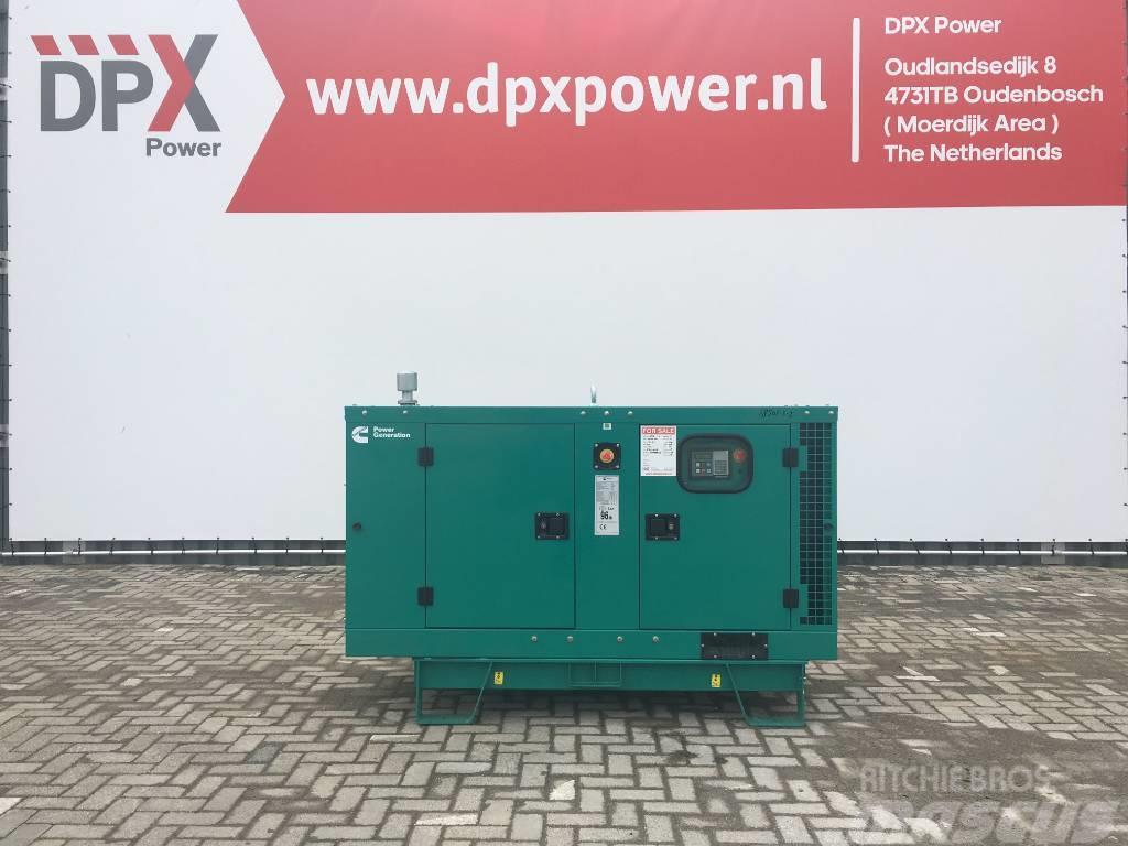 Cummins C28 D5 - 27,5 kVA Generator - DPX-18502