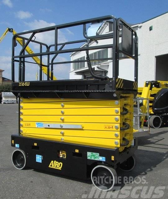 Airo X16 EW / 15,90 m / szer. 1,20 m / 250 kg
