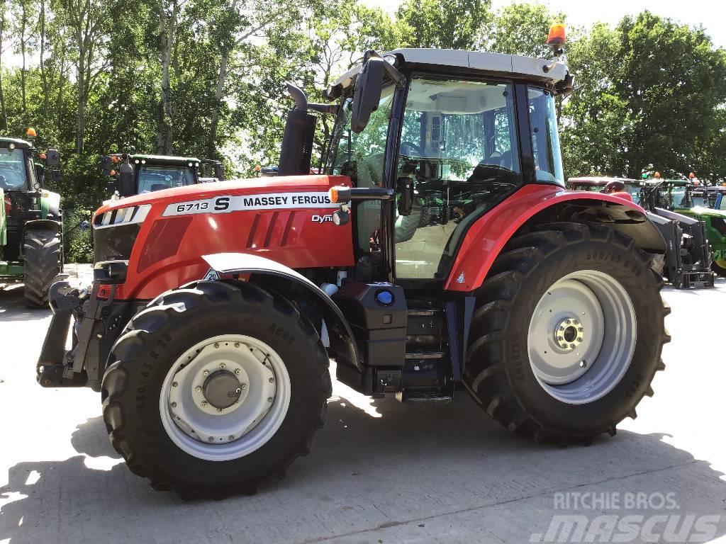 Massey Ferguson 6713S