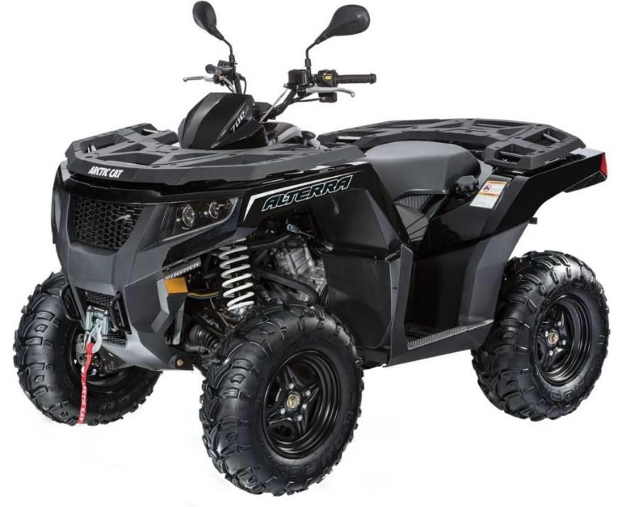 Arctic Cat 700i - T3 4X4