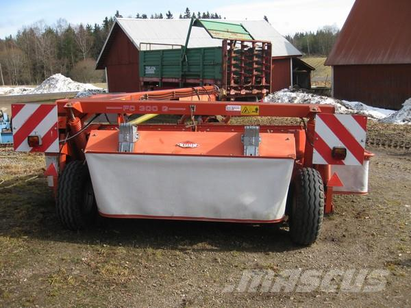 Kuhn FC300G, Mower-conditioners