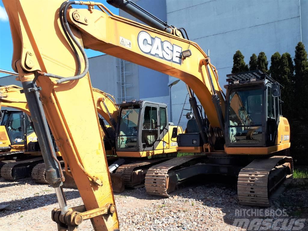 CASE CX 210 B