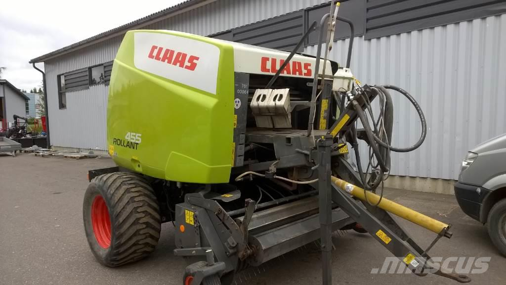 CLAAS 455RC
