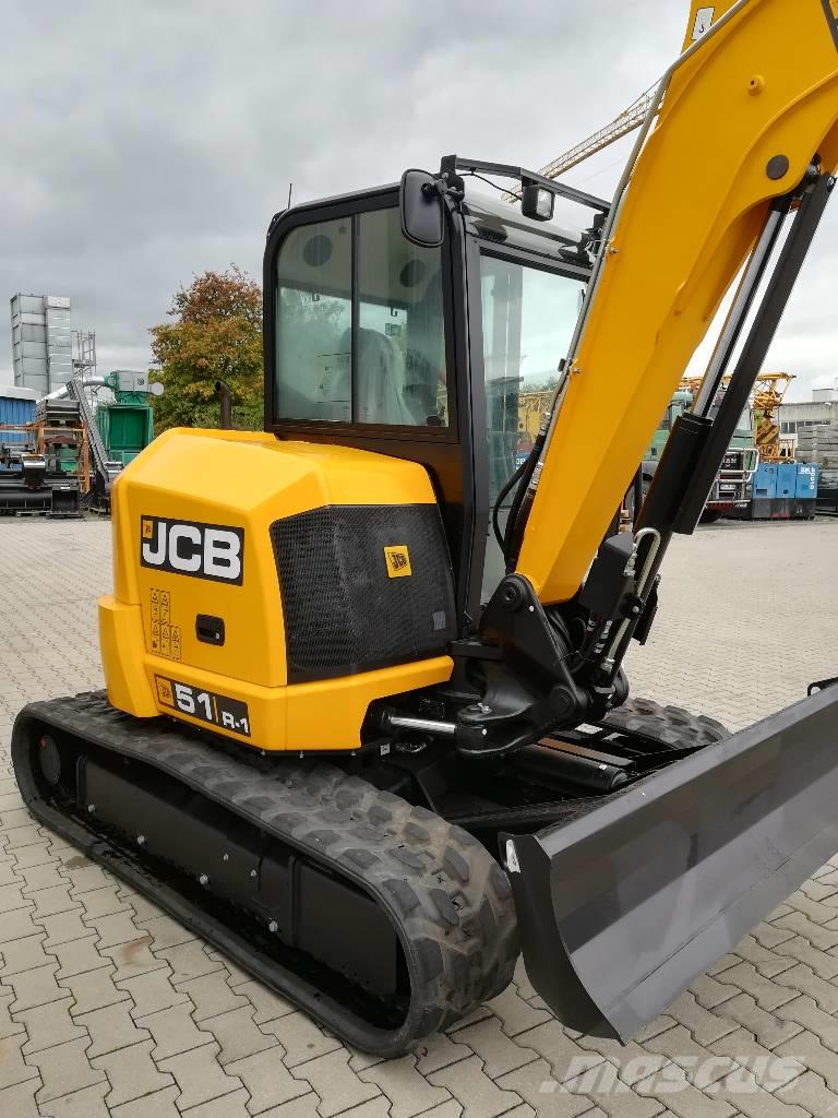 [Other] JCB51R-1 MINNIBAGGER