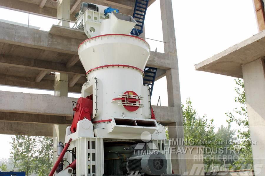 Liming Вертикальная мельница по серии LM