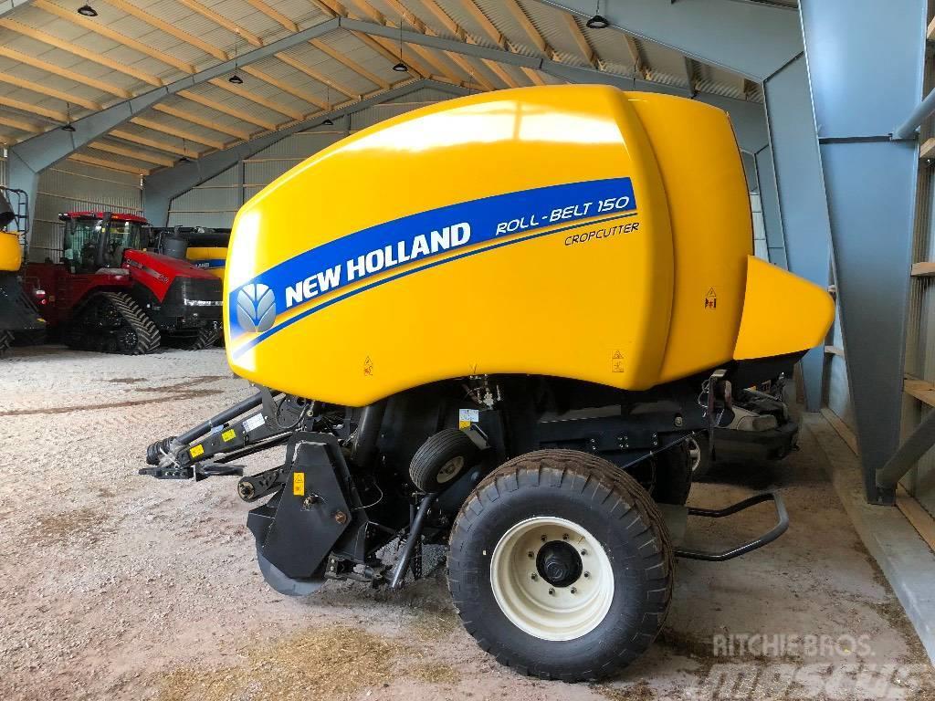 New Holland RB 150 snitt press flex, Ny! Omg.lev