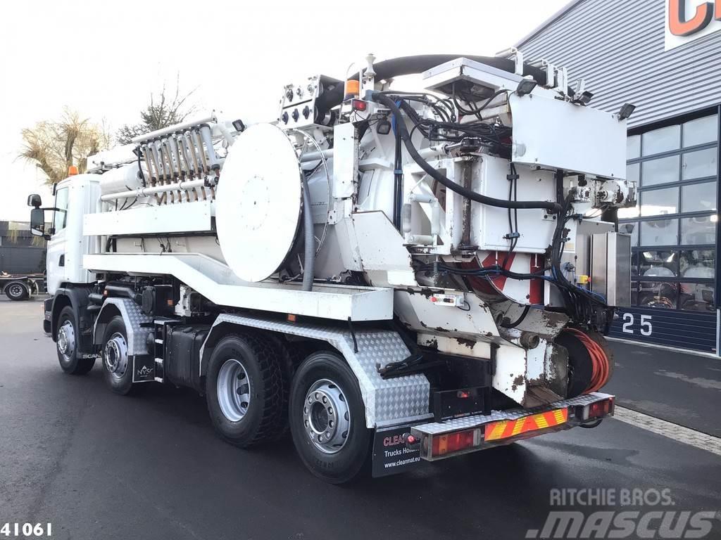Scania R 124.470 Combi