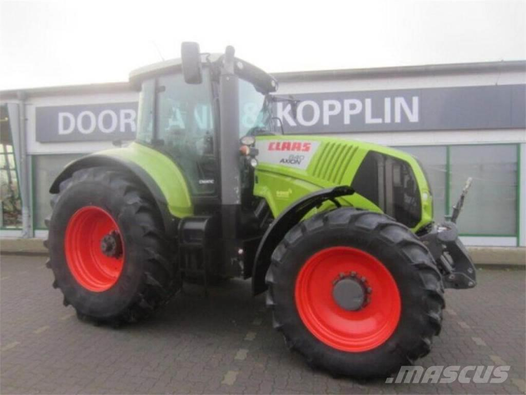CLAAS Axion 840C matic