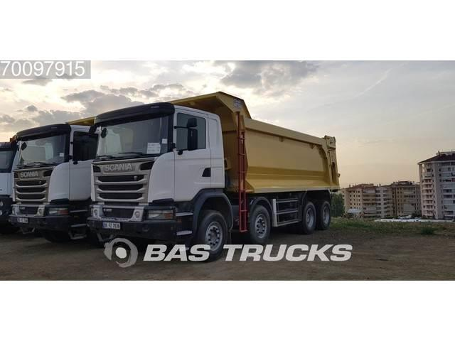 Scania G400 8X4 More units availlable! More units availla