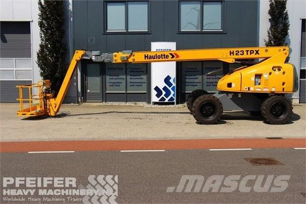 Haulotte H23TPX For Rent, UNUSED / NEW, 4x4 Drive, 22.6m