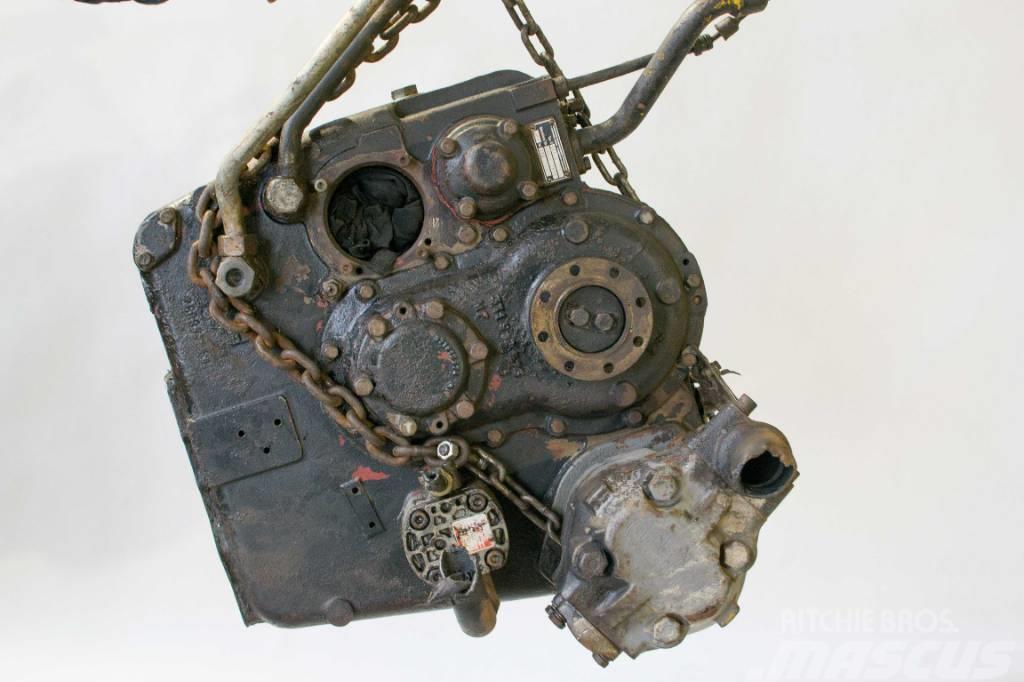 Hanomag 521,3 Skrzynia Gearbox Getriebe