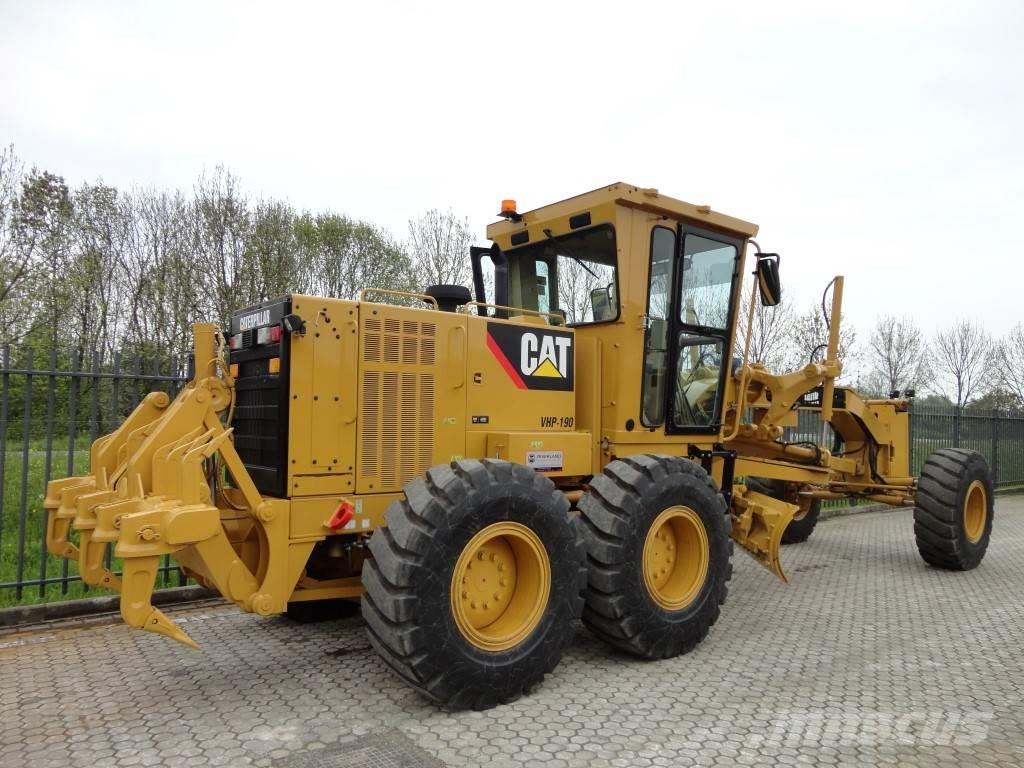 Caterpillar 140K demo 2014