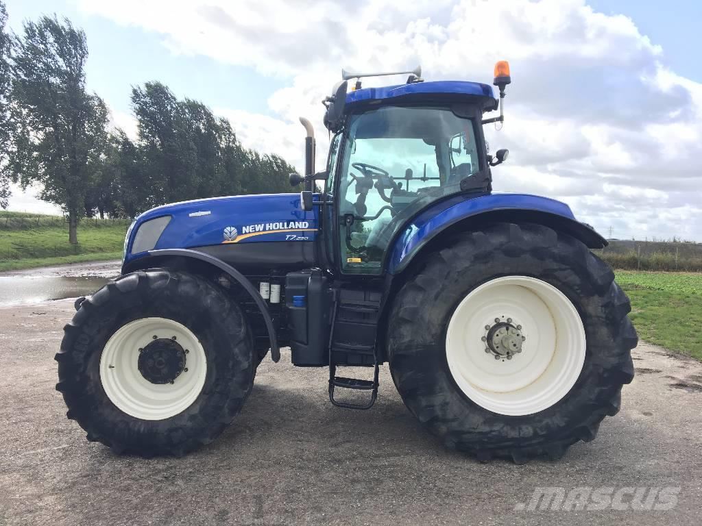 New Holland T7.250 Auto Command