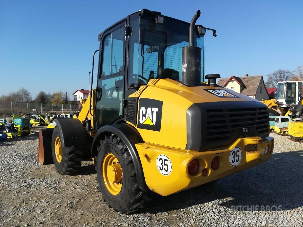 Caterpillar CAT 906 H  907 908 VOLVO L 30 L 35 JCB 406 407 ATL