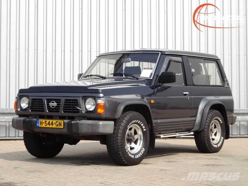 Nissan Patrol 4WD 2.8 GF - 6 Cilinder - 3 DRS - Turbo Die