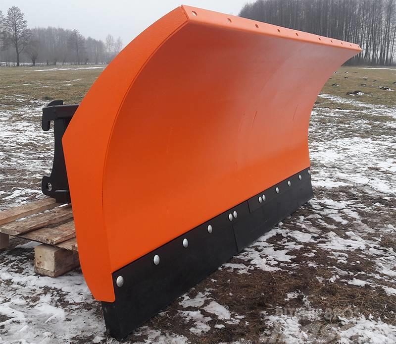 SID Schneepflug/ Snow plow/ Sněhová radlice 2,0m