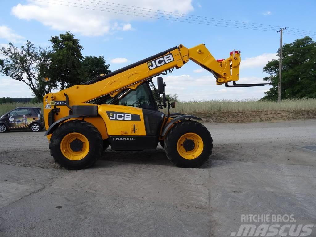 JCB 535-125 | 535-140 535-95 MANITOU