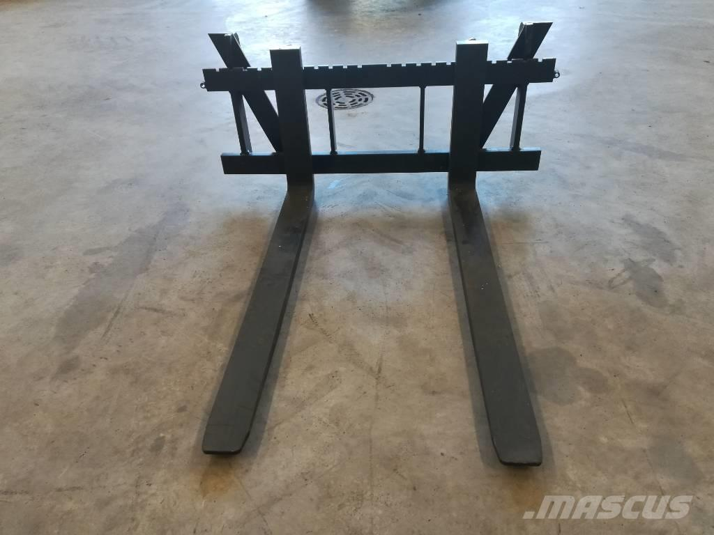 Mp-lift Trukkipiikit 2500 kg / 1,2 m Euro