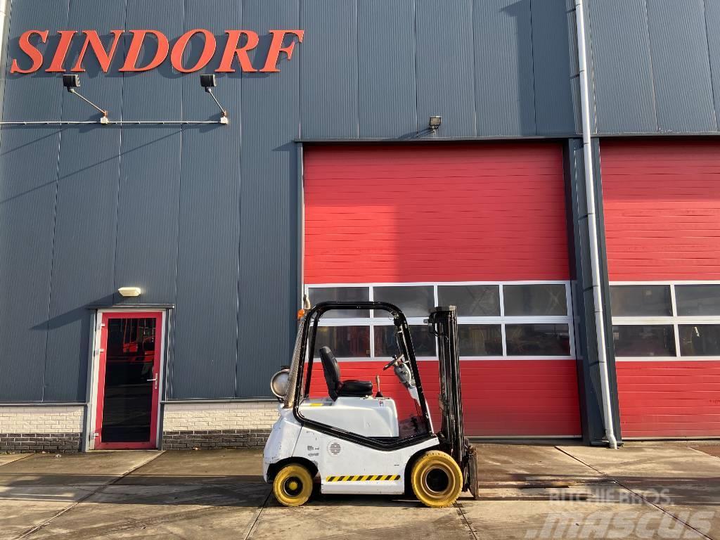 BT C4G180D 1800 KG Triplo / freelift / sideshift
