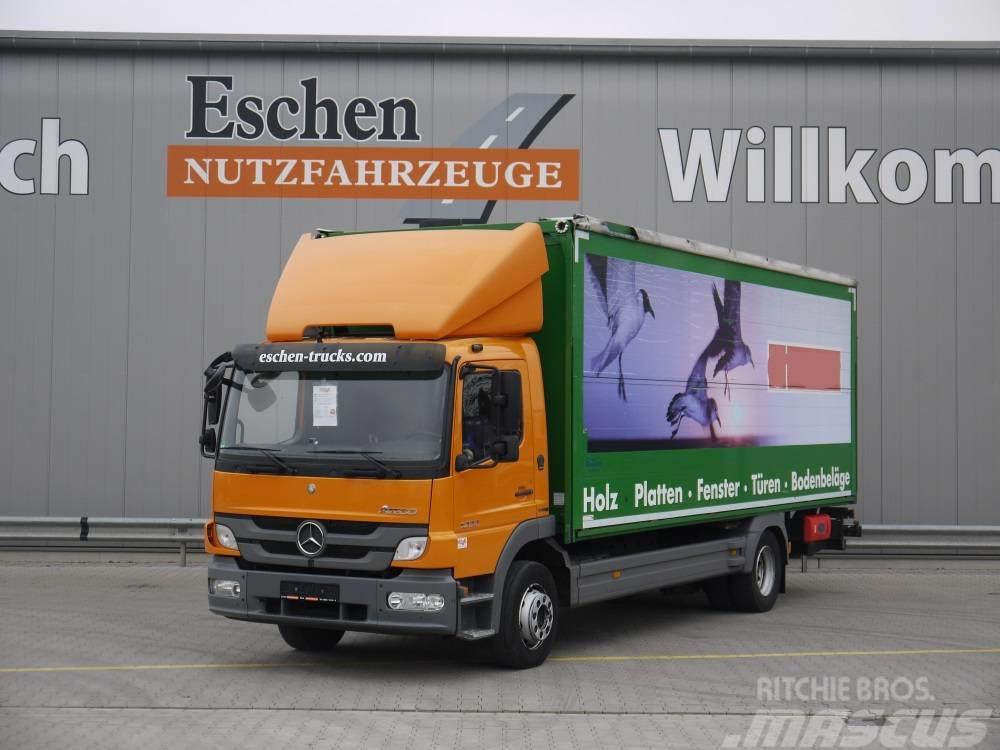 Mercedes-Benz 1222 L , Wingliner, Obj.-Nr.: 0003/18