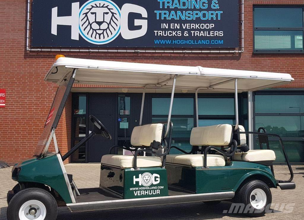 Club Car clubcar ds 6 persoons villager 4