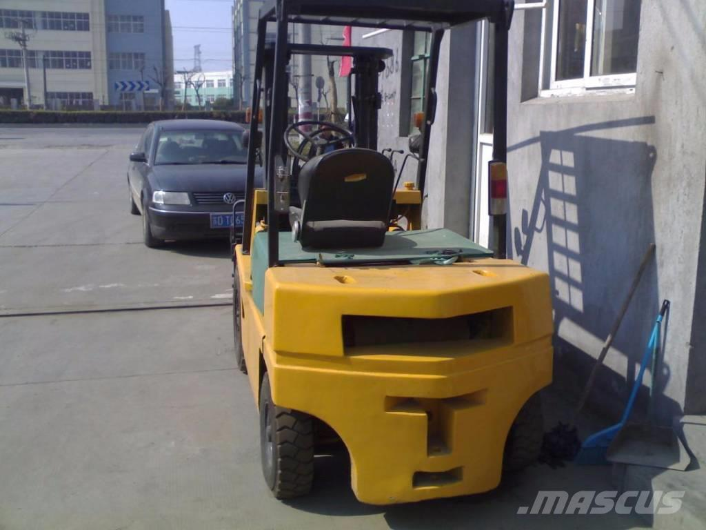 used tcm fd25 diesel forklifts year 2012 price 6 000 for sale mascus usa. Black Bedroom Furniture Sets. Home Design Ideas