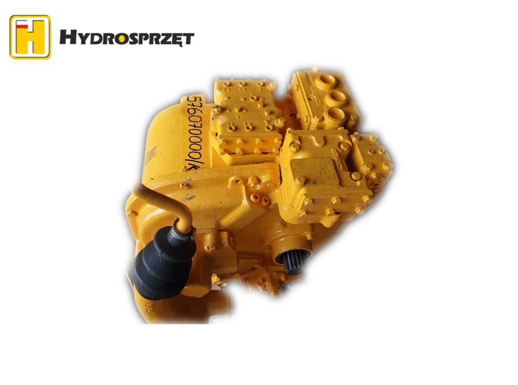 Dressta Skrzynia biegów SG15, TRANSMISSION 576070000