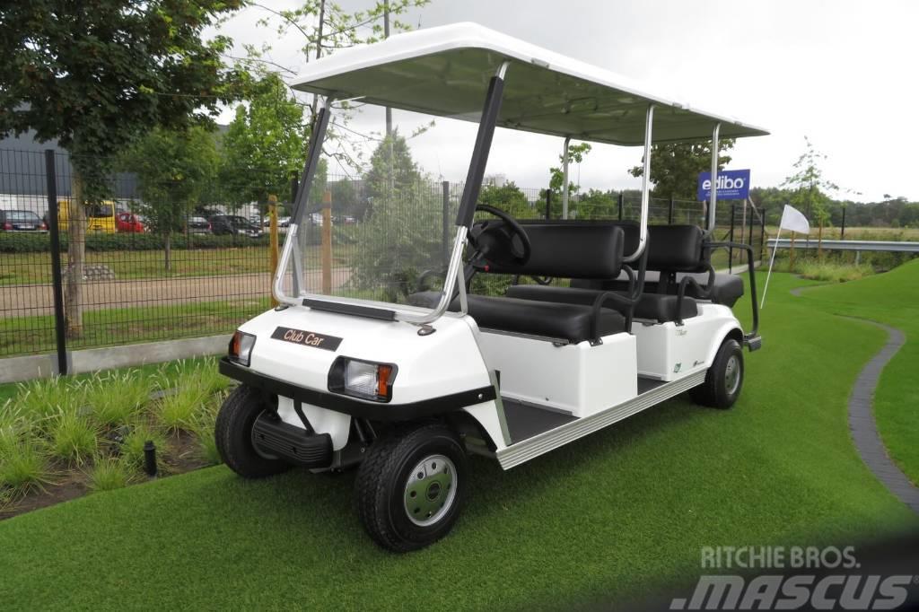 [Other] golfcar clubcar villager 6 new