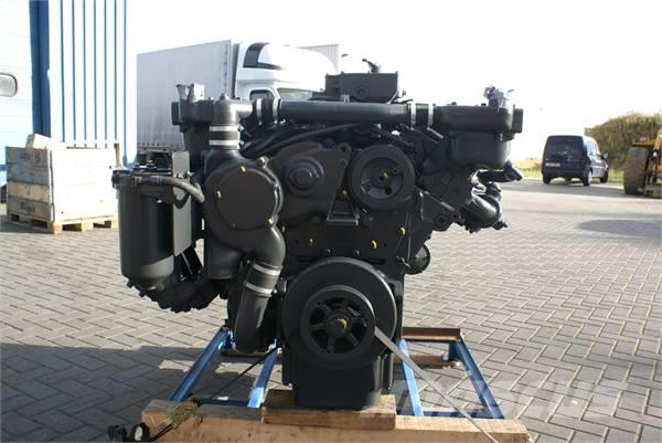 Detroit 12V71 N, 2012, Motorer