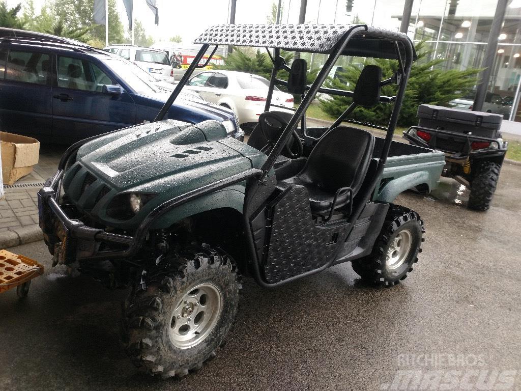 Yamaha Rhino 660