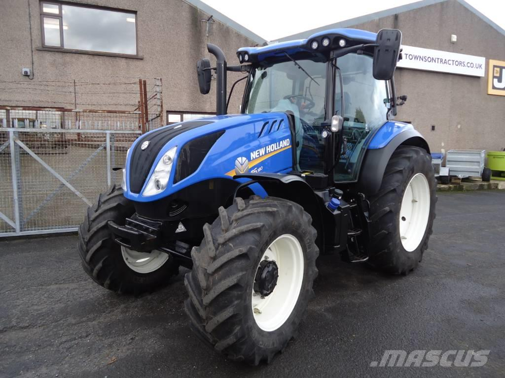 New Holland T6.180