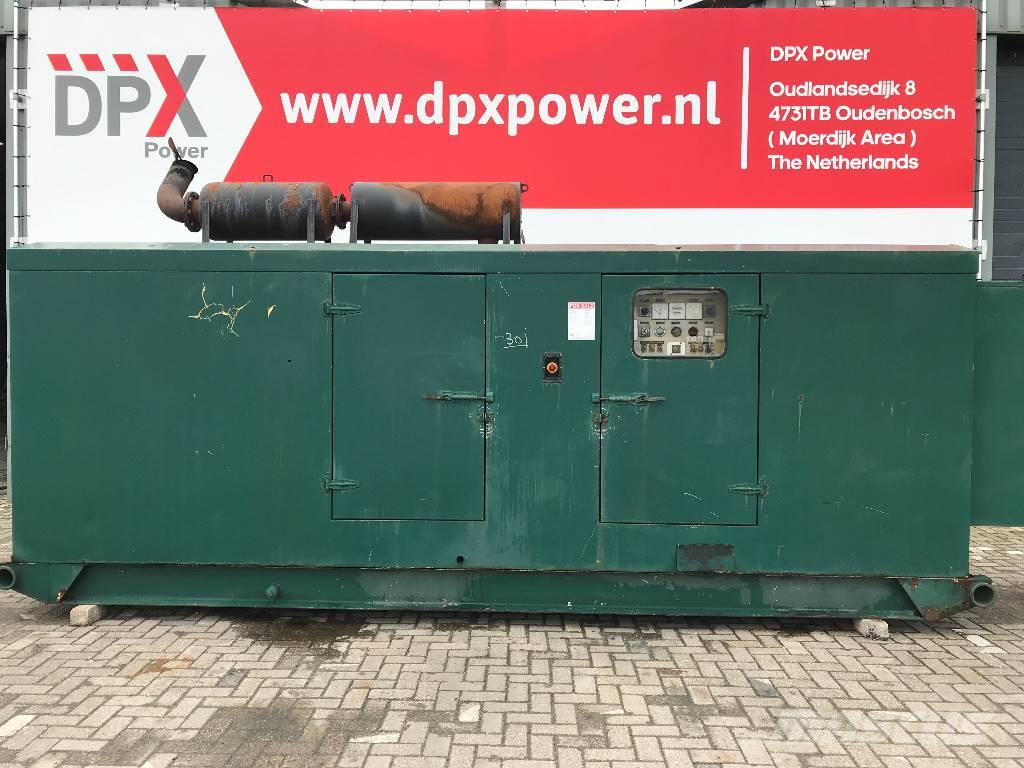 Scania DSC 11 43 - 210 kVA Generator - DPX-11317