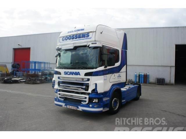 Scania R480 Topline Retarder Euro 5 2013