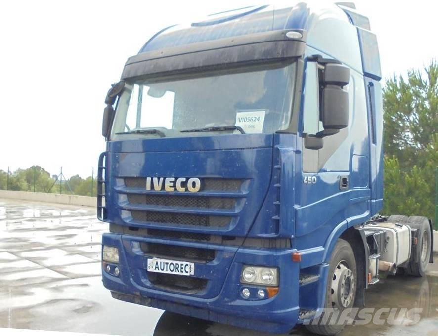 Iveco Stralis AS 440 S45 TP