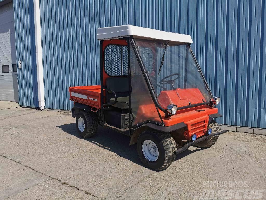 Kawasaki Mule 2500