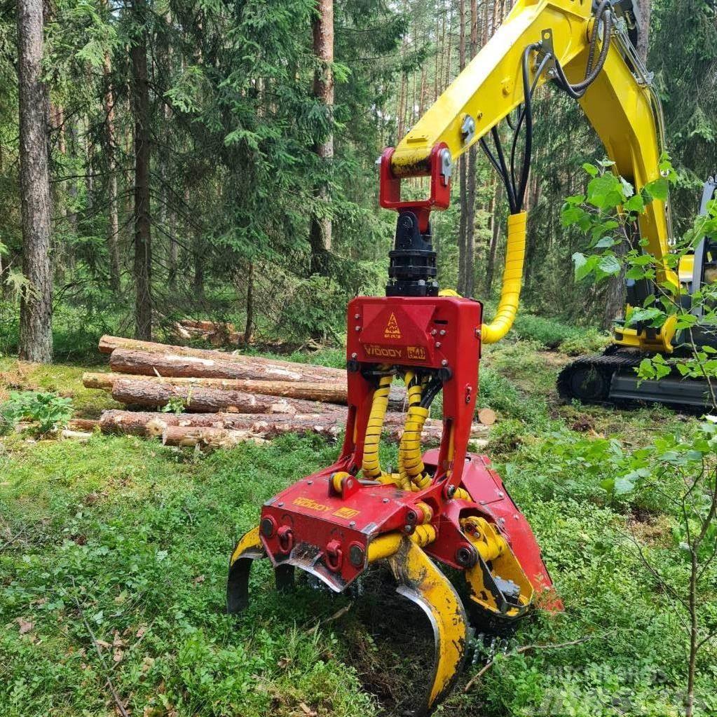 Konrad Forsttechnik Harvester KDH 40 Woody