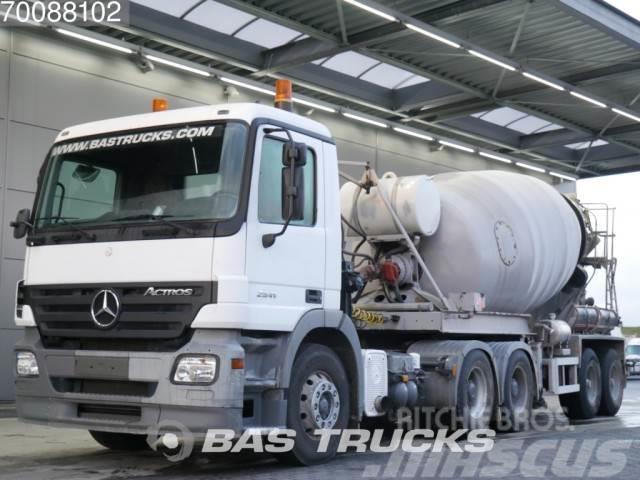 Mercedes-Benz Actros 2641 LS 6X4 Big-Axle 3-Pedals Euro3